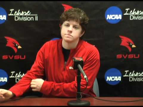 Women's Basketball Week 5 - Jamie Pewinski