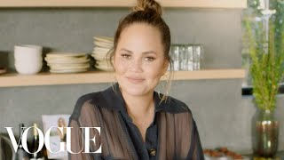 Video 73 Questions With Chrissy Teigen | Vogue MP3, 3GP, MP4, WEBM, AVI, FLV September 2018