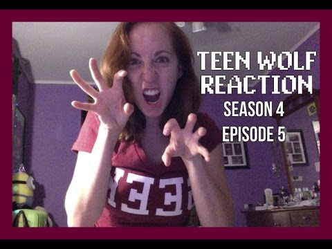 TEEN WOLF REACTION | Season 4 Episode 5