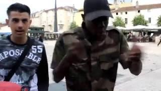 Video deux rappeur de 13 ans lâchent un freestyle au centre ville trop lourd MP3, 3GP, MP4, WEBM, AVI, FLV Mei 2017