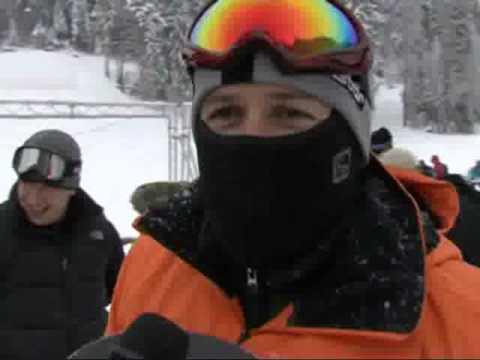 Liber la distractie pe partiile de schi