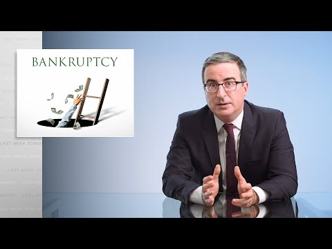 Bankruptcy: Last Week Tonight With John Oliver