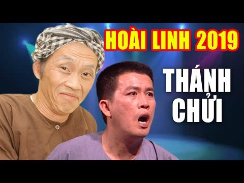 Hài Hoài Linh 2019 | THÁNH CHỬI | Hài Kịch Hoài Linh, Nhật Cường Mới Nhất - Cười Tí Xỉu - Thời lượng: 1:06:22.