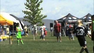 Kick It 3V3 Soccer Tournament - Xplosion vs Mercy Rulers - Littleton, Co. 6-11-11