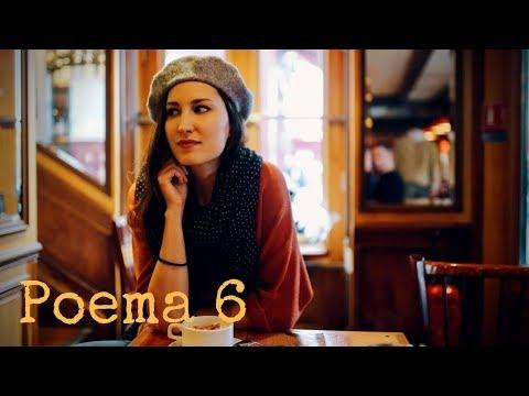 Neruda poema 6 - Te recuerdo como eras en el último otoño