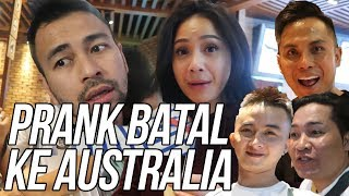 Download Video PRANK SESEN IWANG SAMPE NANGIS, BATAL AUSTRALIA, PASPOR RAFFI ILANG!! MP3 3GP MP4