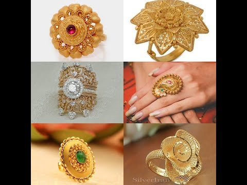 Gold Rings|| Gold Bridal Rings Collection ||