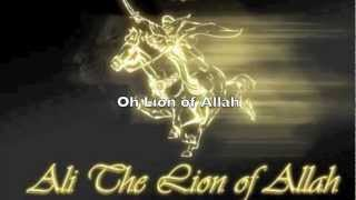 Lion of Allah (English Noha)