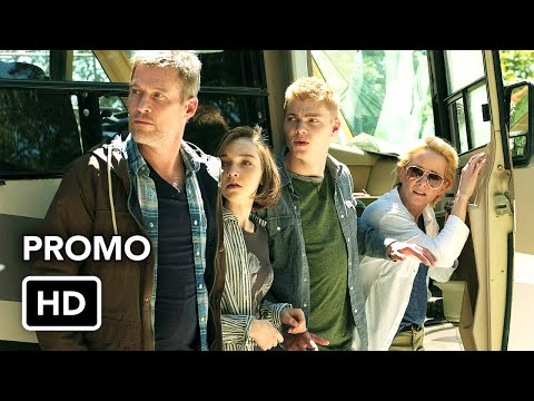 Aftermath Season 1 (Promo 'Family: Stay Together, Survive Together')