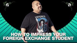 Video Throwback Thursday: How To Impress Your Foreign Exchange Student | Gabriel Iglesias MP3, 3GP, MP4, WEBM, AVI, FLV September 2019