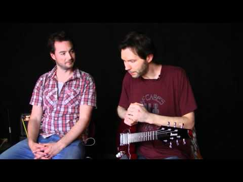 Paul Gilbert Creates a TonePrint for the Hall of Fame Reverb Guitar Pedal