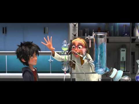 Big Hero 6 (2014) Nerd lab