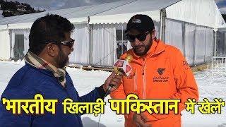 BIG EXCLUSIVE: Virat's a big champion says Shahid Afridi   Sports Tak   Vikrant Gupta