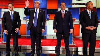 Video Part 1 of the Fox News GOP presidential debate in Detroit MP3, 3GP, MP4, WEBM, AVI, FLV Januari 2019