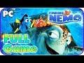 Finding Nemo Full Game Gameplay Walkthrough pc