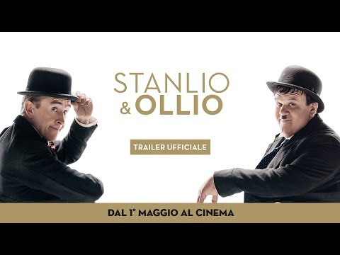 Preview Trailer Stanlio e Ollio, trailer ufficiale italiano