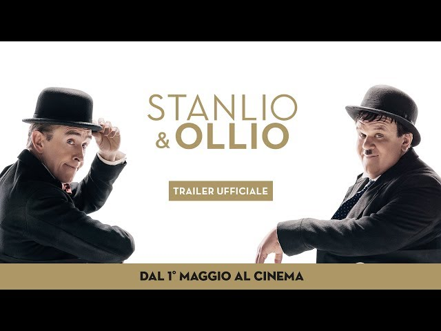 Anteprima Immagine Trailer Stanlio e Ollio, trailer ufficiale italiano
