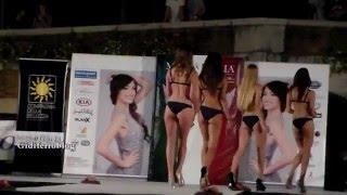 Dolo Italy  City pictures : Miss Italia 2015 a Dolo, sfilata in bikini