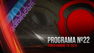 Punto.Gaming! TV S03E22 en VIVO