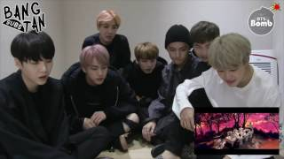 Download Lagu [ENG] 161012 [BANGTAN BOMB] 'Blood Sweat & Tears' MV Reaction by BTS Mp3
