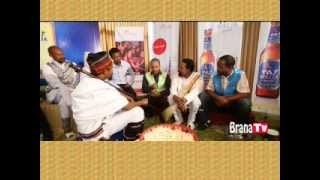 Ethiopian Meskel Cermony With Comedian Lij Yared, Filflu and Kebebew Geda