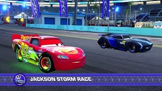 Download Lagu Cars 3: Driven to Win (PS4) Gameplay - Lightning McQueen vs. Jackson Storm (Hard Mode) Mp3