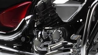 10. New 2016 Hyosung ST7 Deluxe Motorcycles