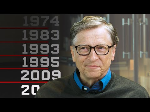 Bill Gates Breaks Down 6 Moments From His Life