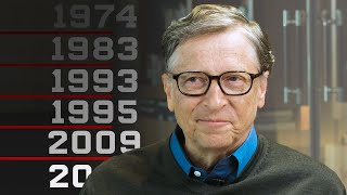 Video Bill Gates Breaks Down 6 Moments From His Life | WIRED MP3, 3GP, MP4, WEBM, AVI, FLV Desember 2018
