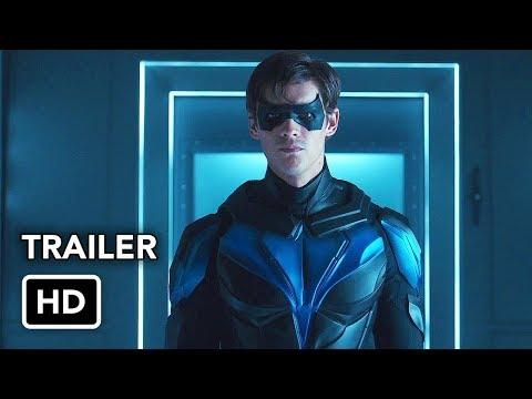 """Titans Season 2 """"Binge Now"""" Trailer (HD) DC Universe"""