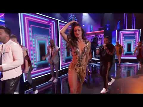 Luis Fonsi Daddy Yankee Zuleyka Rivera Despacito Live 2018 original