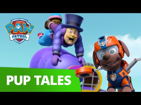PAW Patrol | Pups Save the Marooned Mayors! | Rescue Episode | PAW Patrol Official & Friends!