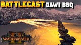 Dwarfs vs. Tomb Kings - THE DAWI BBQ! |Total War: Warhammer 2