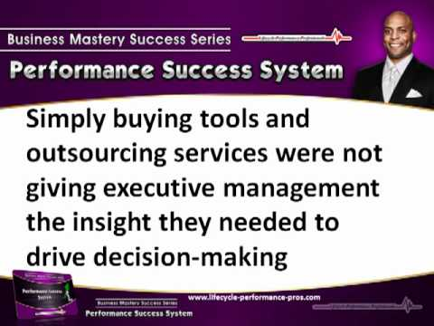 Victor Holman – Performance Success System