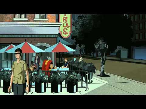 The Avergers S01E01