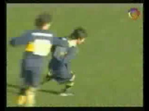 Neri Cardozo en Boca Juniors