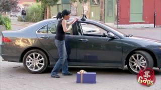 Weird Shrinking Gift Box Gag