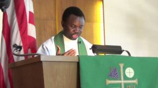 Father Gideon's Message On Fishing For Jesus 3rd Sunday After Epiphany