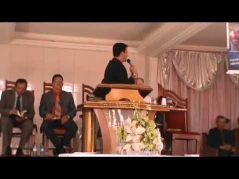 Ev Fabiano Fraga - 1º Congresso de Missões em Cristópolis - BA - Parte 2