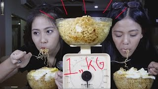 Video 5 PACKS INDOMIE GORENG CHALLENGE (MUKBANG) (BAHASA) - (Ft. Vania Thufaila ) MP3, 3GP, MP4, WEBM, AVI, FLV Juni 2018