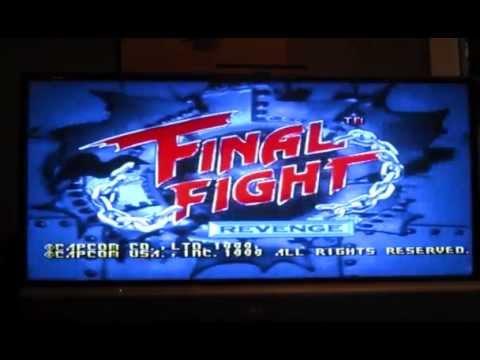 final fight revenge saturn download