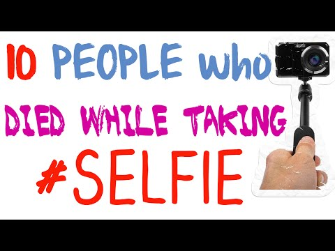 Video 10 People Who Died While Taking Selfie download in MP3, 3GP, MP4, WEBM, AVI, FLV January 2017