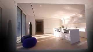 Архитектура дома  Jesolo Lido от студии JM Architecture