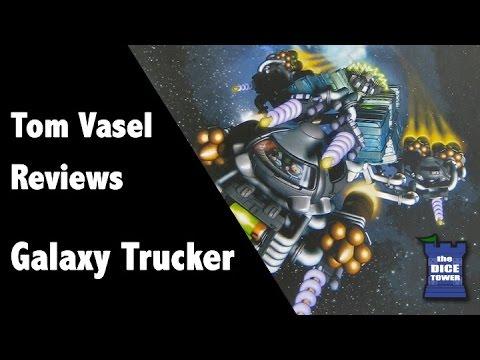 Česká deskovka Galaxy Trucker