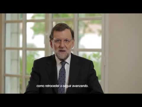 Rajoy entra en campaña con este vídeo