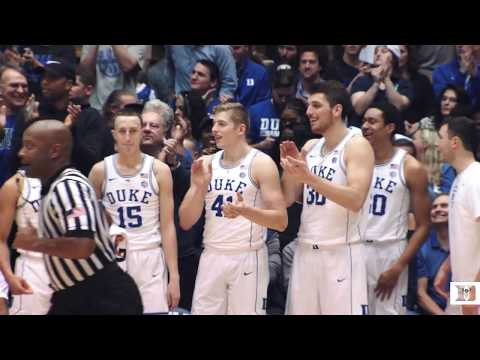 Top Plays: Duke 89, Wake Forest 71 (1/13/18)