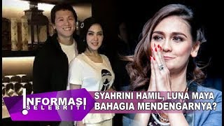Video Dengar Syahrini Hamil, Luna Maya Mantan Reino Berikan Reaksi? MP3, 3GP, MP4, WEBM, AVI, FLV Agustus 2019
