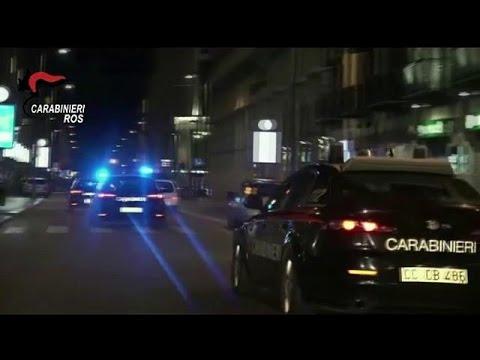 Ιταλία: Μεγάλο χτύπημα κατά της Μαφίας