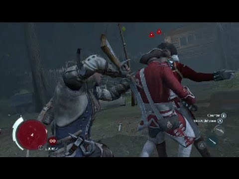 AC3 - In this video, you will learn how to fight in AC3 and see some pretty kool clips as well. PART 2 is out everyone!!! Go check out some more AC3 mayhem and lea...