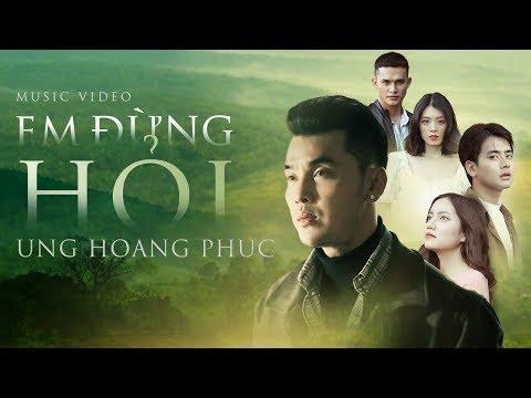 0 Bận rộn chăm vợ sinh, Ưng Hoàng Phúc vẫn tung MV mới